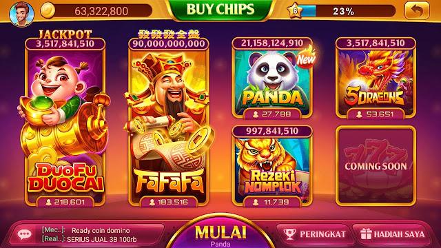 Download Domino Rp Panda Apk