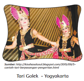 Tari Golek - Yogyakarta www.simplenews.me