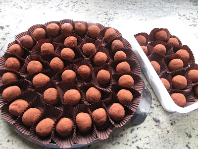 Trufas Kinder Thermomix