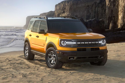 2021 Ford Bronco Sport Review, Specs, Price