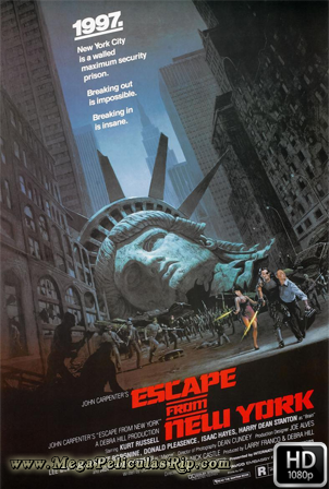 Escape De Nueva York 1080p Latino