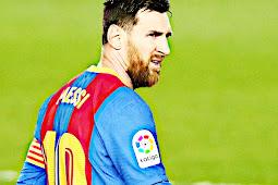 Penalti Messi di Laga Real Madrid vs Barcelona Tuai Kontroversi