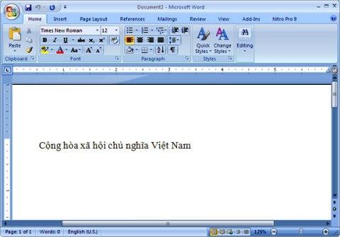 Cách khắc phục lỗi file word chữ bị dính lại với nhau khi mở trên máy tính khác.