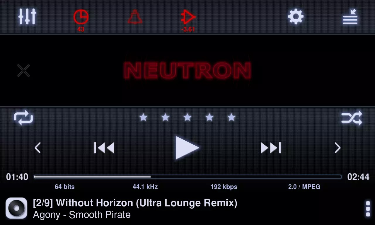 neutron music player full crack for android