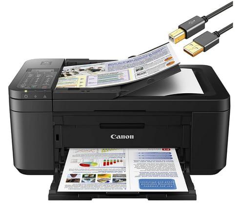 Canon PIXMA TR 45xx Series All-in-One Printer