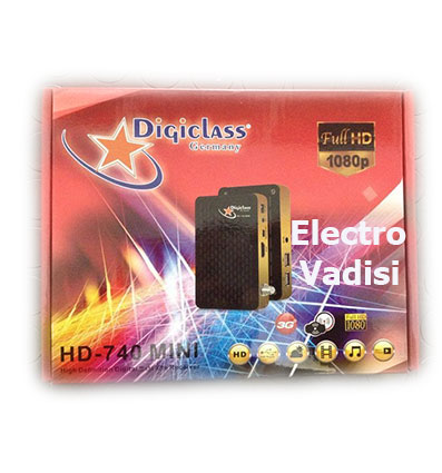 flash digiclass hd 740 mini