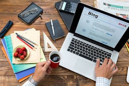 Perjuangan Seorang Blogger Itu Berat, Pemalas Harap Mundur..!!