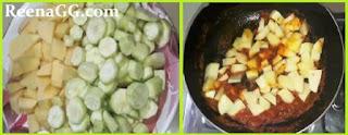 Masala Torai Recipe
