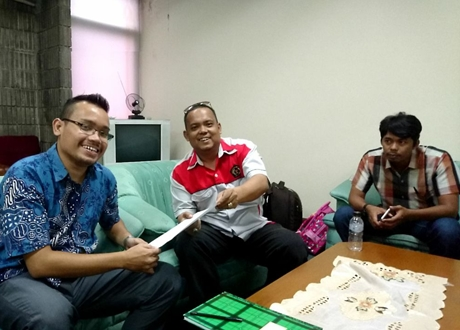 BentengSumbar.com dan NusantaraNews.net Resmi Mendaftar ke Dewan Pers