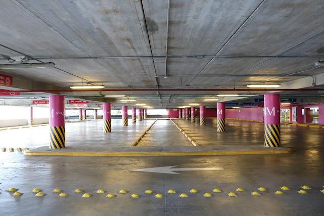 kamera pengintai parkir