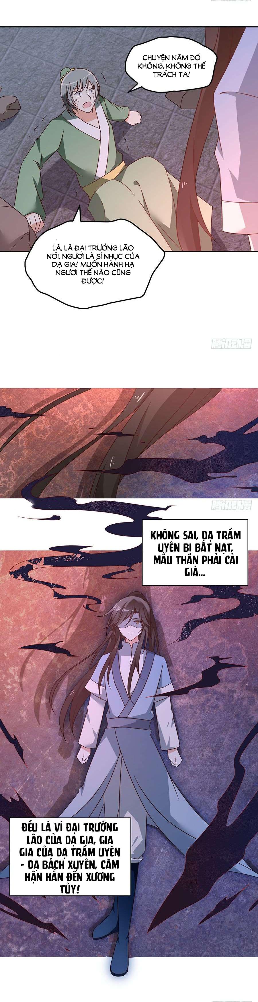 Manh Sư Tại Thượng chap 61 - Trang 8