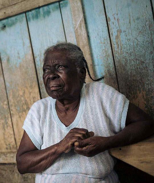 Agida Lucía, 89, diz 'vivemos pior que animais'. Povo quer patrões de volta. Socialismo estragou tudo
