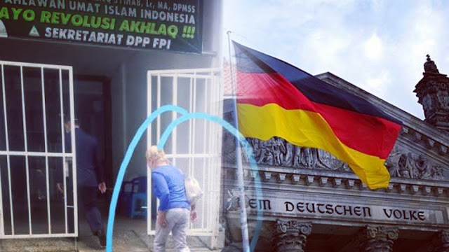 Lewat Diplomat Jerman, Uni Eropa Ikuti Kasus Pembunuhan 6 Laskar FPI
