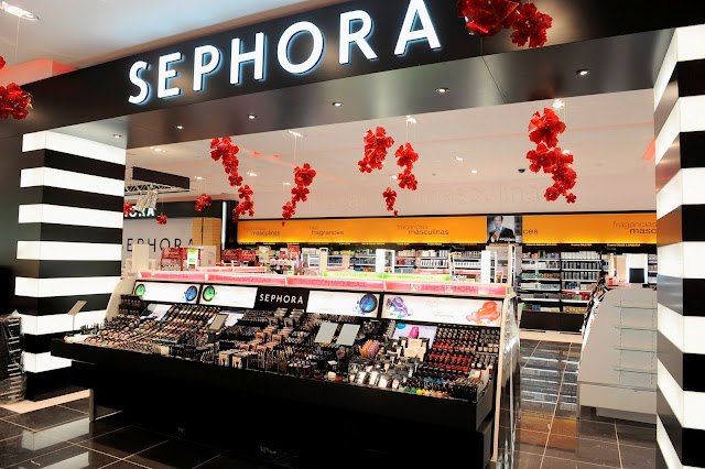 Sephora: make up and beauty products