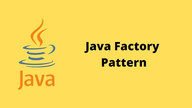 HackerRank Java Factory Pattern problem solution