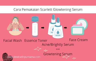 review scarlett skin care