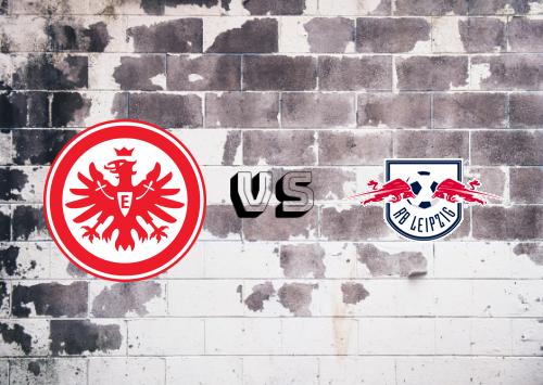 Eintracht Frankfurt vs RB Leipzig  Resumen