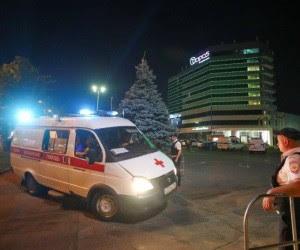 Ameaça de bomba força evacuação de hotel na cidade onde Brasil estreot