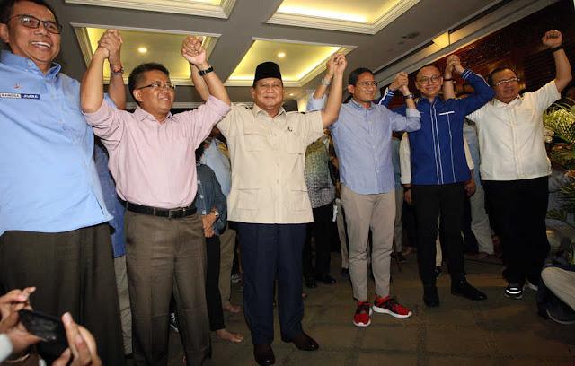 PAN Diputuskan di Rakernas, Demokrat Serahkan ke Majelis Tinggi, PKS Ditentukan Majelis Syuro