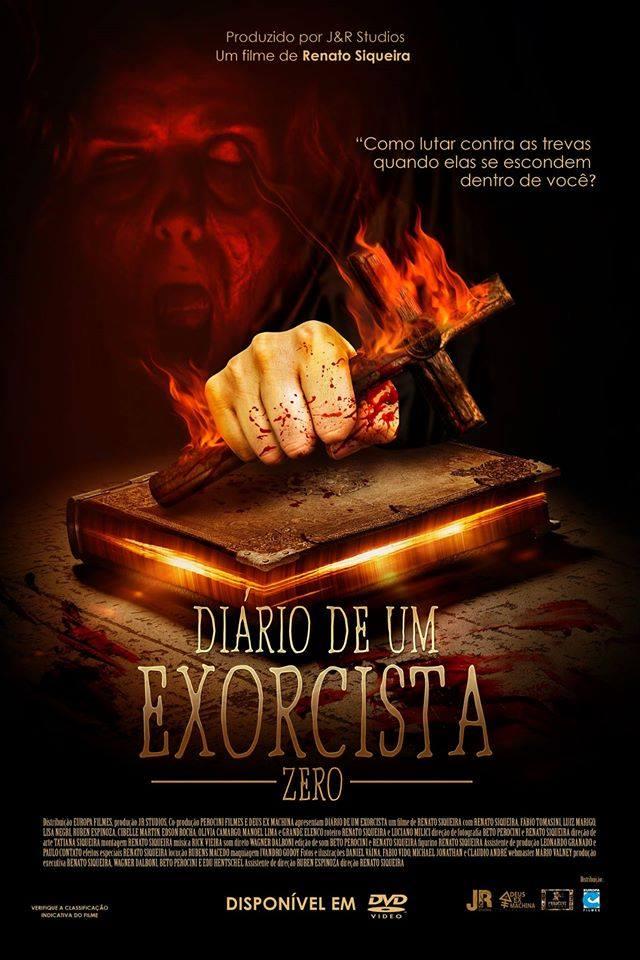 Download Diário de um Exorcista : Zero Dublado Grátis