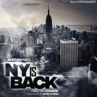 "Jehovah Nissi Premieres ""NY Is Back"" ft. Fred Da Godson Visuals"