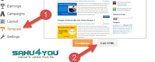 Attribution Widgets Ko Blogger Blog Se Kaise Remove Kre