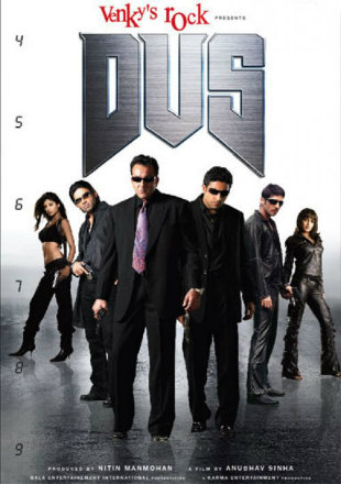 Dus 2005 Full Hindi Movie Download
