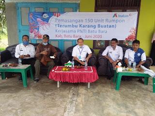 Bupati Zahir : Program Inalum Sejalan Dengan Pemkab Batu Bara Tingkatkan Taraf Hidup Nelayan