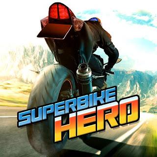 Jogo online grátis Superbike Hero HTML5
