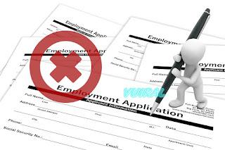 5 Kesalahan Fatal Yang Sering Dilakukan Oleh Pelamar Kerja Via Online
