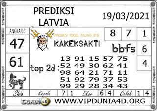 Prediksi Togel LATVIA DUNIA4D 19 MARET 2021