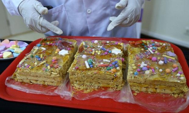 Pequeñas empresas panaderas tienen mayores ventas de turrones en mes morado