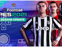 NEW UPDATE!! PES 2021 PPSSPP V4.4 Full Transfer And New Font Radar Name & Face Best Graphics Realistic