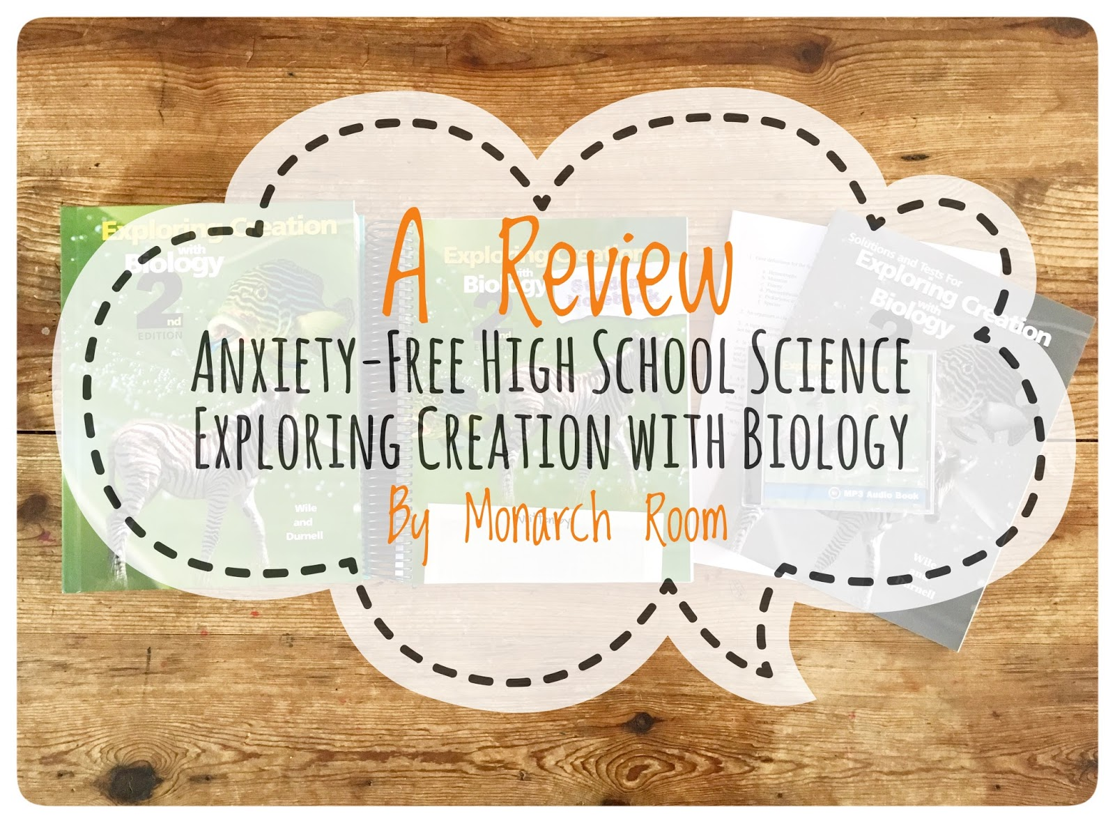 Monarch Room: Apologia - Exploring Creation with Biology {Review}
