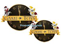 Logo ''Game of Toys'' : vinci gratis 800 buoni spesa Toys