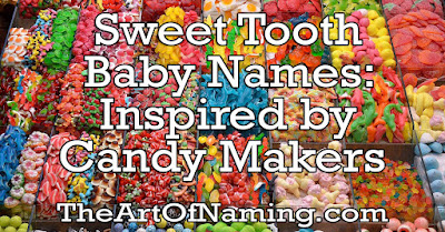 Candy companies with boy girl names