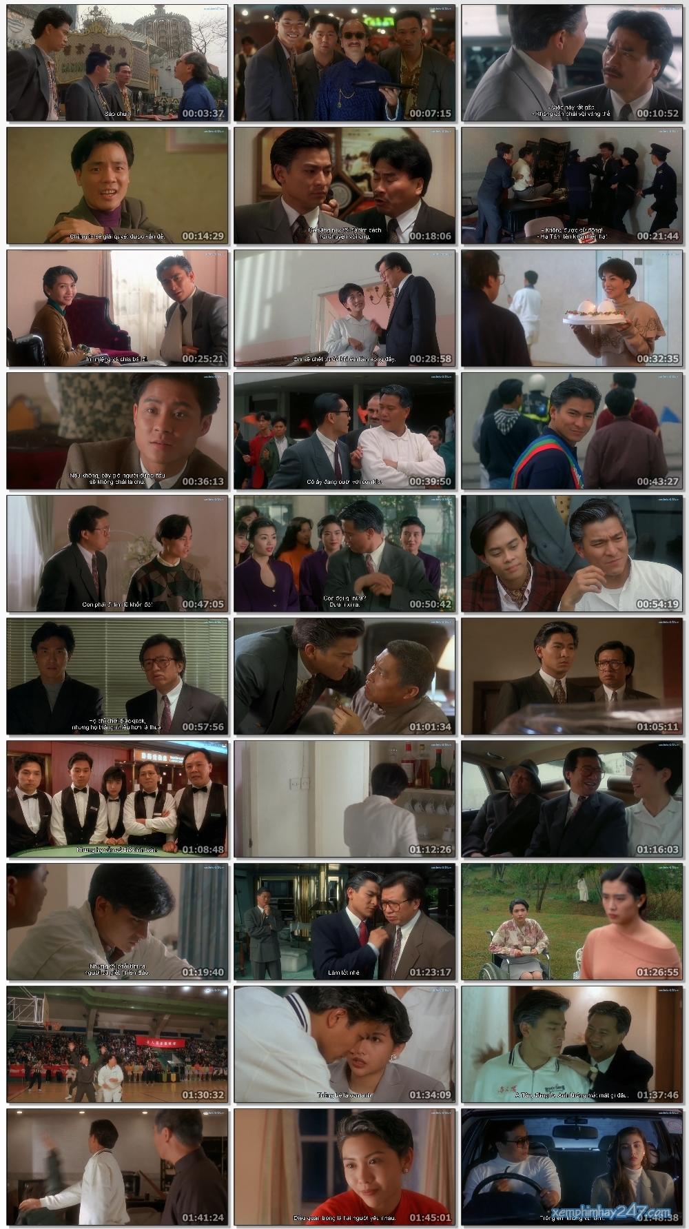 http://xemphimhay247.com - Xem phim hay 247 - Bá Chủ Bịp Thành 2 (1992) - Casino Tycoon Ii (1992)