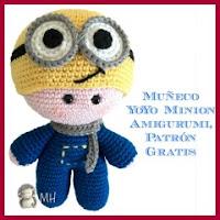 Minion Yoyo