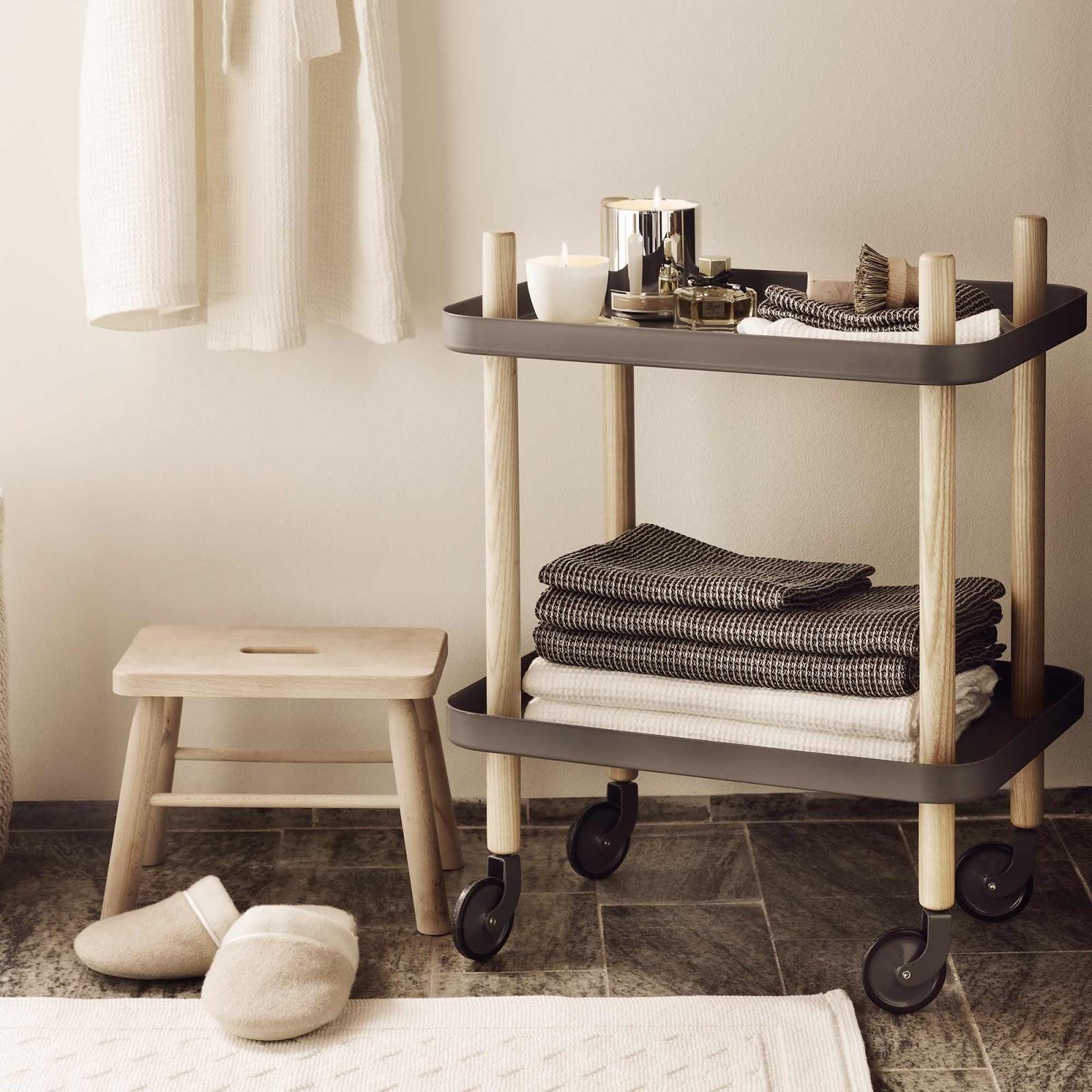 URBANARA kotra towel set
