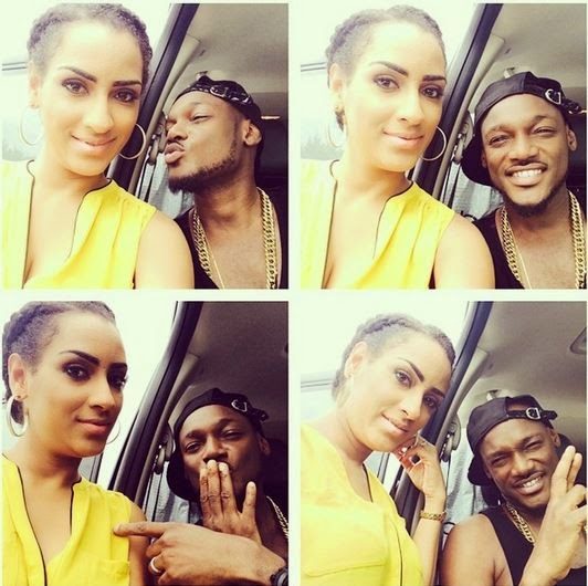 Tuface tries to kiss Juliet Ibrahim in Dallas