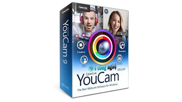 تحميل برنامج إدارة كاميرا الويب CyberLink YouCam Deluxe 9 كامل مع التفعيل