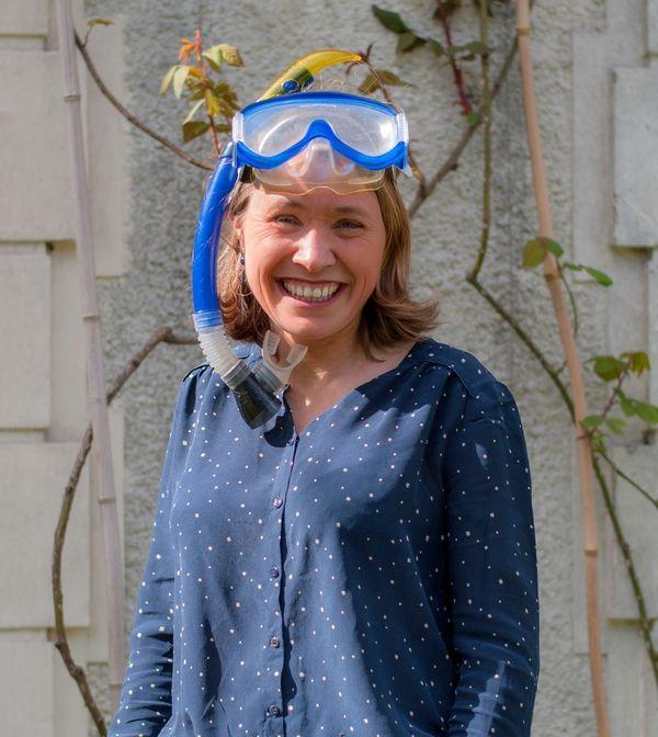 Raphaëlle, fondatrice de Swimmy, le AirBnB des piscines !