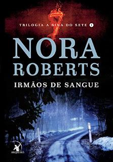 Resultado de imagem para Irmãos de Sangue Nora roberts