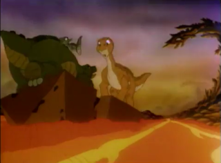 The Spirochaete Trail: VHS Verve: The Land Before Time (aka: Some of
