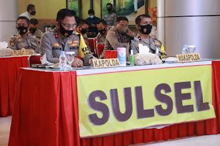 Buka Musrembang Polda Sulsel 2021, Irjen Pol. Mas Guntur Laupe Pamit Kepada Seluruh Personil Jajaran