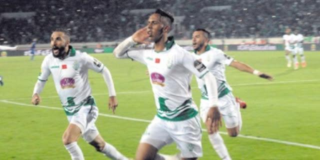 بث مباشر مباراة الرجاء ونهضة الزمامرة اليوم 30-07-2020 الدوري المغربي