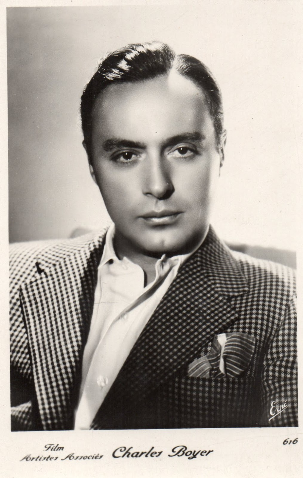 cin musique charles boyer. Black Bedroom Furniture Sets. Home Design Ideas