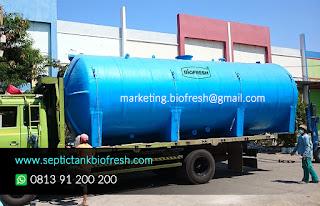 water tank fiberglass