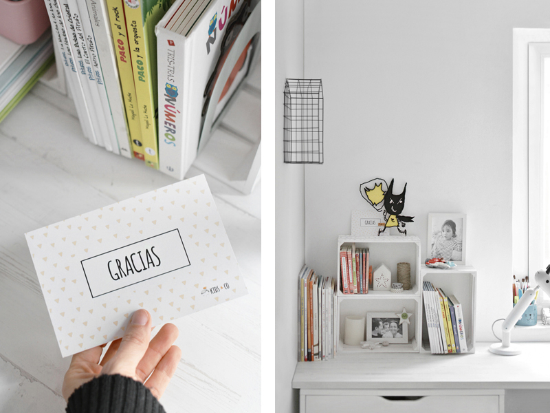 Cómo organizar el cuarto de juegos y convertir su garabato en arte / How to organize the playroom and turn your doodle into art
