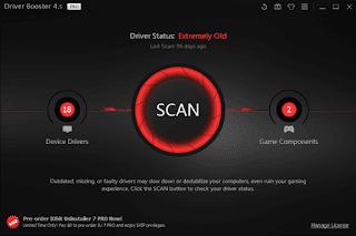iObit Driver Booster 4.5 Pro giveaway Full registration key lizenzschlüssel Seriennummer key serial lisans anahtari